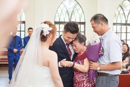 婚攝|台中|儀式|教堂