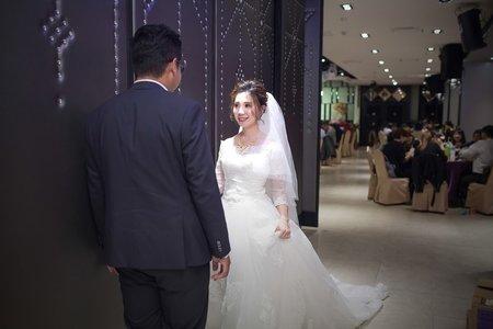 [婚禮攝影] 嘉義-滿福樓