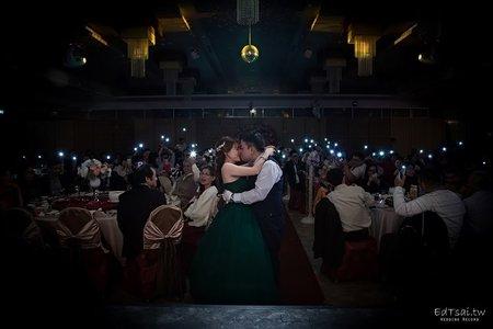 [婚禮攝影] 台中 聖華宮素菜餐廳