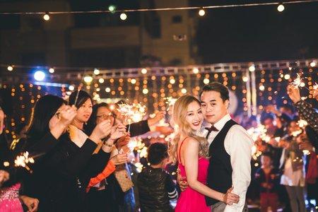 0127 Vic&Emma婚禮