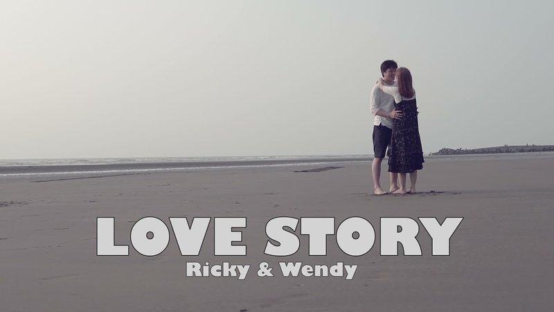 訪談式愛情故事作品