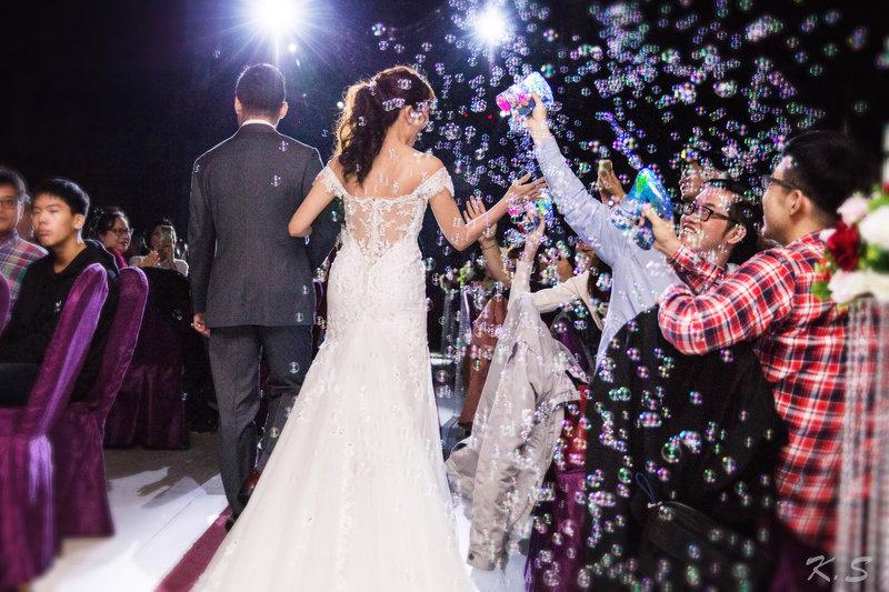 婚禮紀錄 平面攝影作品