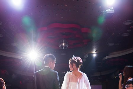 俊傑&寶蓮結婚