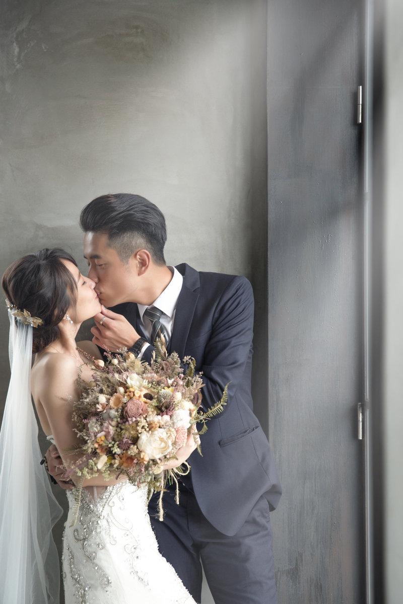 純婚紗拍攝作品