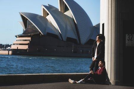 海外 情侶寫真