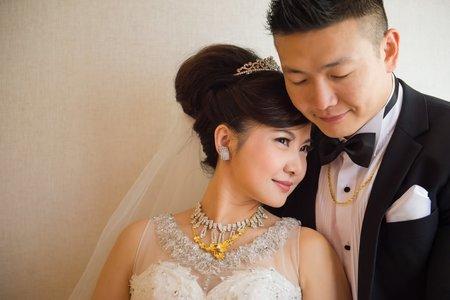 訂婚晚宴/婚禮記錄/台北長春素食