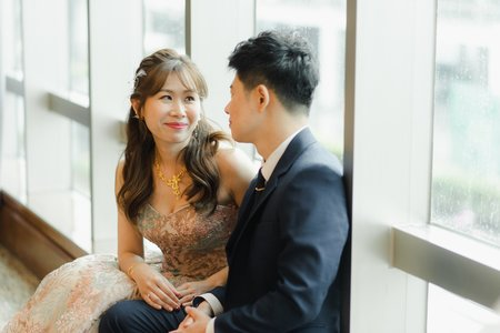 文定午宴/婚禮記錄/基隆長榮桂冠酒店