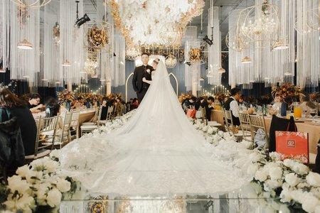 結婚晚宴/婚禮記錄/新竹薇絲山庭