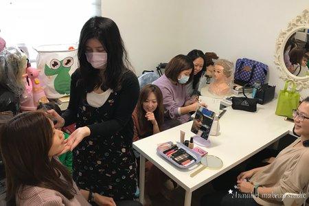 基礎彩妝教學