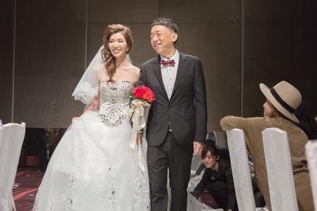 [台北婚攝] 易杰 瑜真 結婚 婚宴