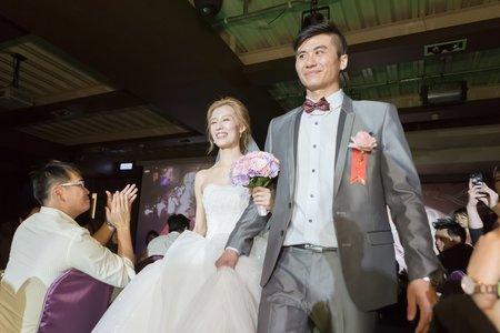 古華花園飯店 迎娶 結婚 婚宴 WEDDING 方菘 思語