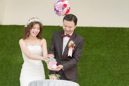 [ 彰化 婚攝 ] 結婚 婚宴 全國麗園大飯店 熲齊 茵嵐