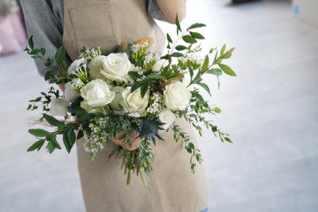 婚紗婚禮捧花