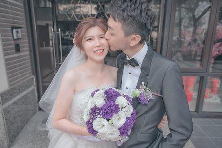 啟倫&穎芬婚禮紀錄