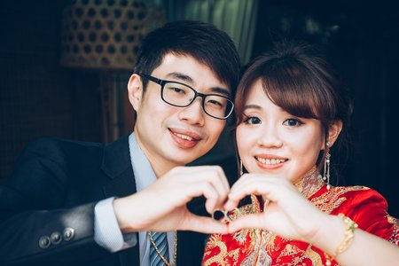 Tian & Ching 訂婚