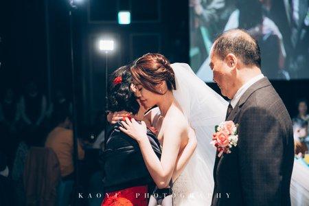婚禮紀錄精選照片