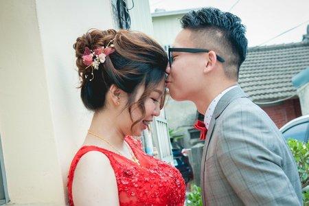 雲林虎尾訂婚儀式紀錄