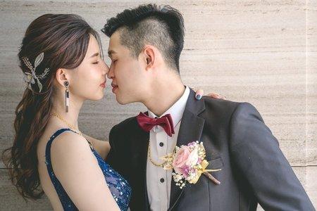 婚禮紀錄 類婚紗客照分享