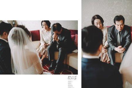 3/31 維多麗亞酒店婚禮記錄