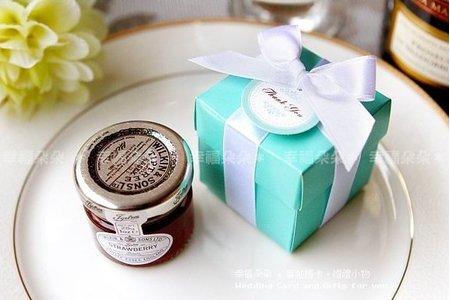 Tiffany盒英國小果醬