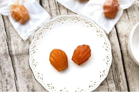 法國甜點★金喜蜂蜜迷你瑪德蓮