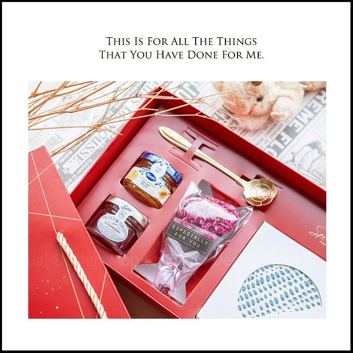 乾燥花Tea Time禮盒杯墊隨機10款