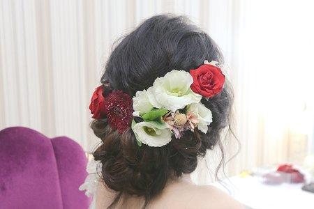 Bride │ 其平訂婚