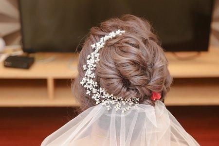 Bride │ 育岑結婚