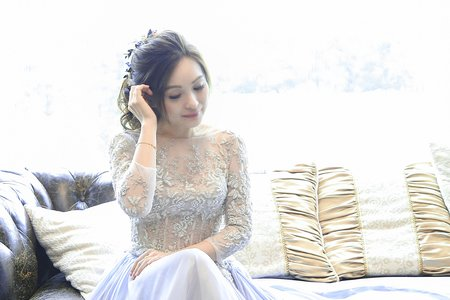 Bride │ 莎拉