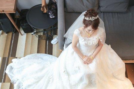 Bride │ 貞瑩