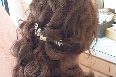 婚紗造型作品(1)