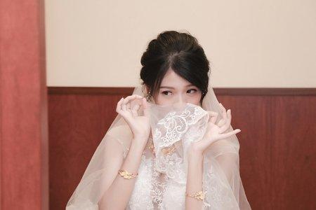 新娘造型作品(2)