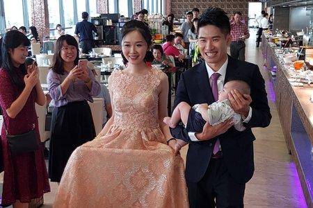 2018/07/22 志維❤和君-雲林三好國際酒店午宴