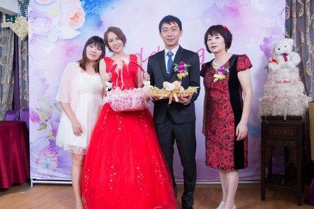 2018/10/7 承彥 ❤ 宜靜-全國素食餐廳午宴