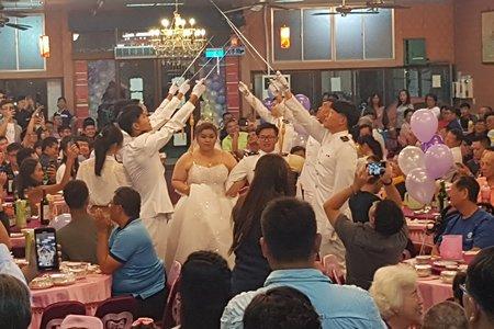 2019/09/28 璽文❤珮樺-屏東龍泉香餐廳晚宴
