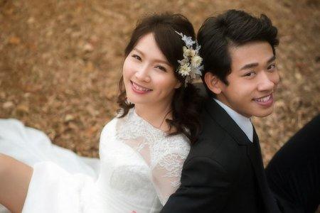 高雄韓式婚紗  水晶婚紗 類婚紗