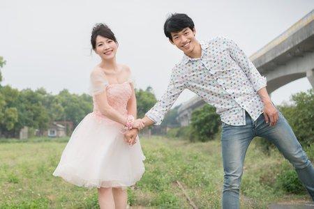 【萬年不敗 小清新】 創作情侶照