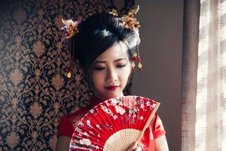 玩美嫁衣-小龍女古裝寫真 / 造型服裝
