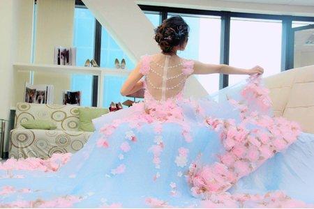 玩美嫁衣新娘秘書:susan的夢幻婚禮
