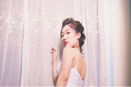 玩美嫁衣新娘秘書:susan的甜美可人