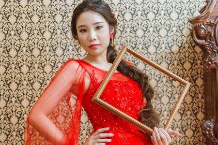 玩美嫁衣新娘秘書:susan的長髮公主 愛作夢