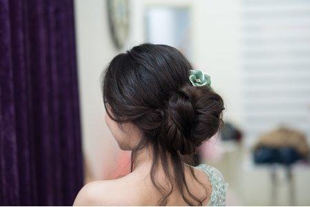 玩美嫁衣新娘秘書:susan的 韓風造型