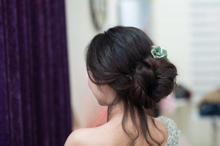 玩美嫁衣-韓風造型,輕柔空氣感 森林系新