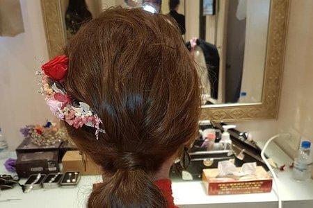 玩美嫁衣新娘秘書:泡泡的中式婚禮