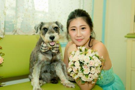 玩美嫁衣-寵物寫真婚紗