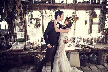 45DESIGN玩美嫁衣-拍婚紗流行時尚