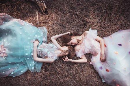 玩美嫁衣-閨密婚紗