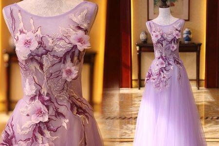定制婚紗禮服 專區-  晚禮 婚紗禮服