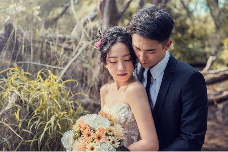 玩美嫁衣-韓式日式婚紗
