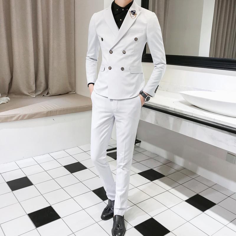 白色 - 全台最便宜-45DESIGN四五婚紗禮服《結婚吧》